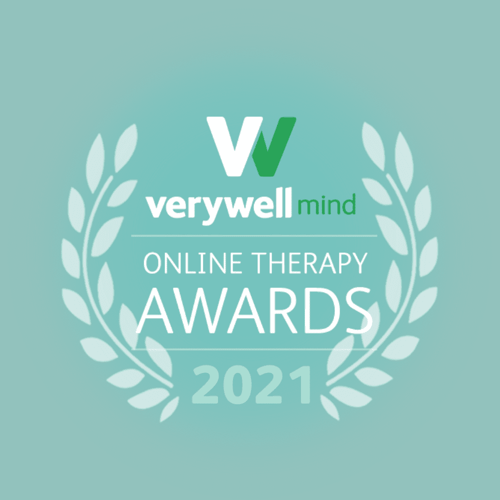 Verywell Mind Online Therapy Awards