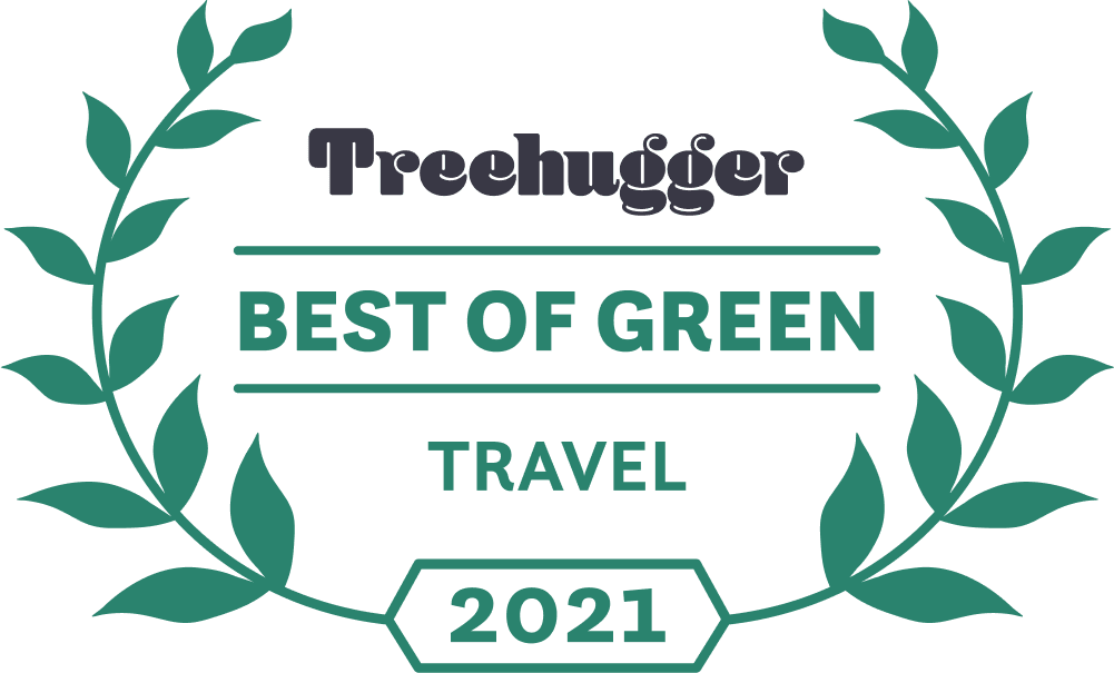 Treehugger Best of Green Badge