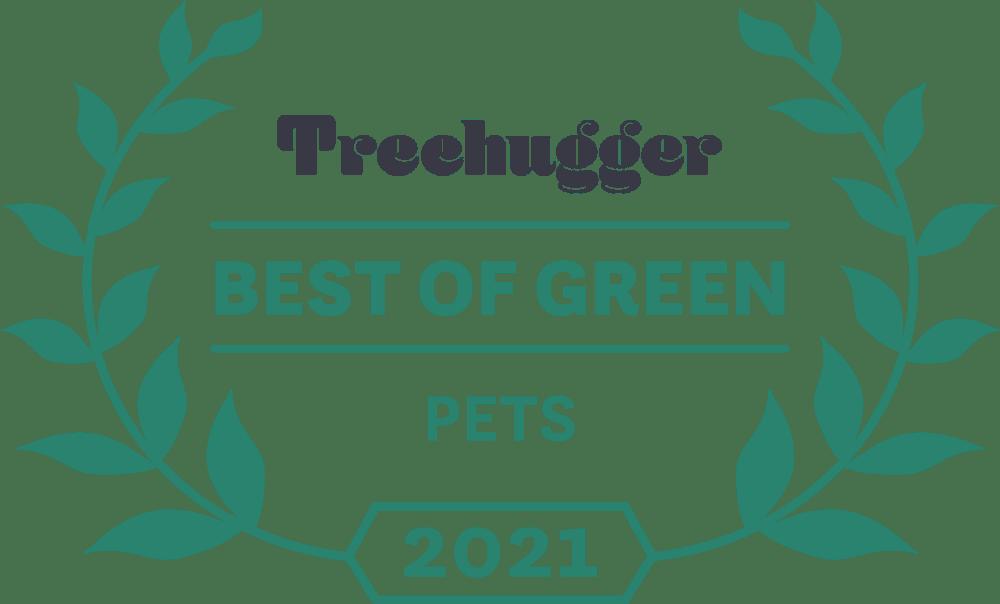 Treehugger Best of Green Badge